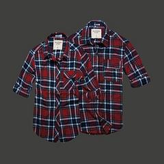 Abercrombie & Fitch Original couple shirt Grid