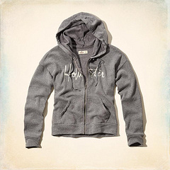 $36 Abercrombie Fitch Original Winter Hoody Womens