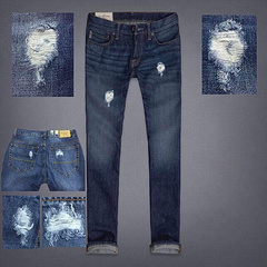 Abercrombie & Fitch Original Jeans Man