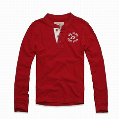 Hollister Original Long Polo T-Shirt