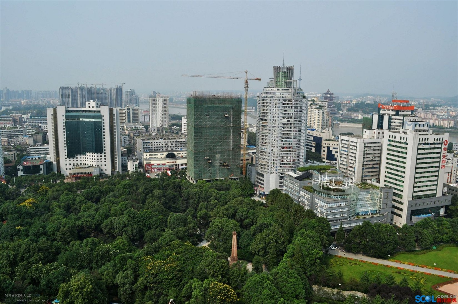 Mianyang China  city photos : Mianyang China SkyscraperCity