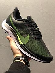 NikeZoomPegasusTurboXReact公司级原盒原标正确版本灰蓝配色AJ4114004正式出货XP内置气垫正确双层组合底双层网纱同步原版唯一正确版本码