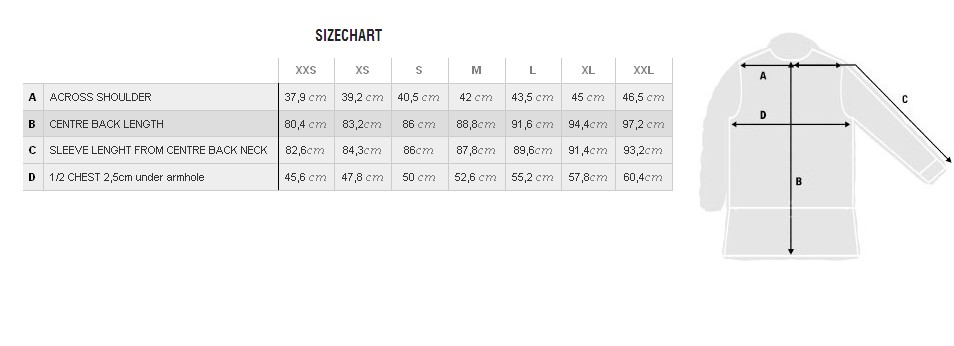 parajumpers youth size chart