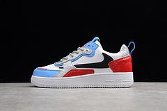 Nike Air Force1 bet36是不是黑_英国bet36体育在线_bet36最新体育备用空军一号低帮板鞋 白蓝红黑倒钩男女鞋 630939-200 36-45