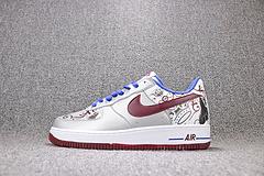 Nike Air Force 1 Premium (Lebron)  bet356在哪里玩_博彩bet356总部_bet356 手机游戏AF1空军一号板鞋 詹姆斯限量版  男鞋 313985-061 39-45