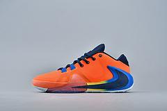 Nike Freak1 bet36是不是黑_英国bet36体育在线_bet36最新体育备用字母哥 1代 倒勾 篮球鞋 橘蓝 男鞋 BQ5633-800 40-46
