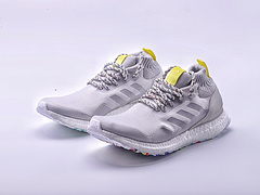 原厂巴斯夫 Adidas Ultra Boost Mid 中邦机能袜套跑鞋 GG26842