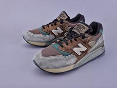 公司级 New Balance 新百伦 美产 M998AWA复古休闲慢跑鞋