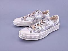 Converse Low-Cut Ox 全新扎染系列 帆布低帮休闲板鞋