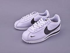 外贸订单 Nike Classic Cortez SE 807480-101元年复刻经典阿甘慢跑鞋