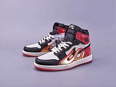 乔一系列Palm Angels x Air Jordan 1  OG Black Toe 火焰复刻版。货号:555088-549尺码:39 40 40.5 41 42 42.5 43 44 44.5