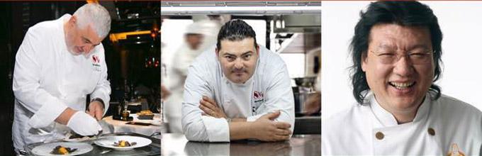 三位顶尖世界级大厨共同创作澳大利亚黑松露夏日晚宴