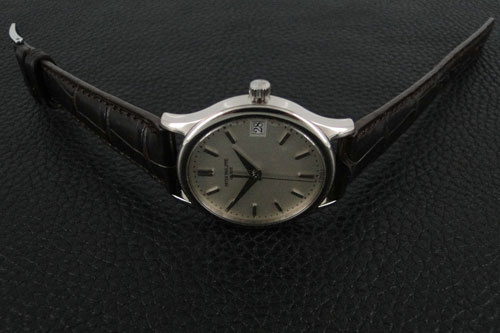不器:机械手表(冯唐)