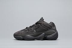 超性价比版本 ADIDAS YEEZY 500 F36640 炭黑 男女鞋