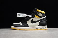 R48 CJ纯原版本 乔1 货号:861428-107 男鞋