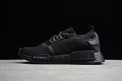 R18 NMD 全黑BZ0220 男女鞋