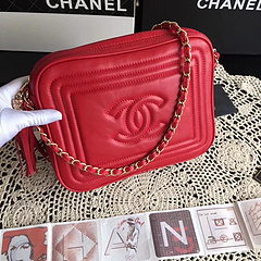 chanel 17111445 red