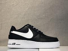 完美品质 Nike Air Force 1 Low AF1 X NBA 联名 823511-007