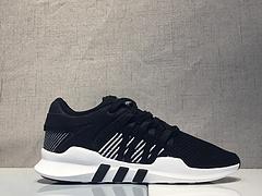 真标 纯原 Adidas EQT Racing Adv M BY9795 黑白