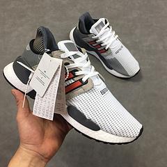 巴斯夫版本 渠道档案开发 独家供应 EQT家族最新成员 Adidas Originals EQT Support 91/18 Boost 经典 复古 跑步鞋 B37521 36-45