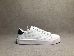真标 头层 Adidas stan smith 清凉一夏 冲孔板鞋 S78778 白兰 36--44
