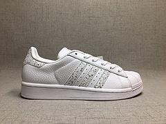 真标 真头层  adidas superstar   B42620  白水泥   36-44