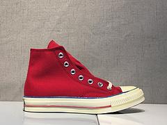 匡威 Converse 1970S三星标经典高帮复古黄油做旧帆布鞋