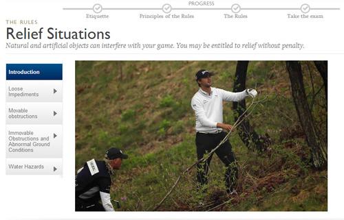 高尔夫在线规则讲解视频