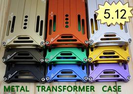 METAL TRANSFORMER CASE