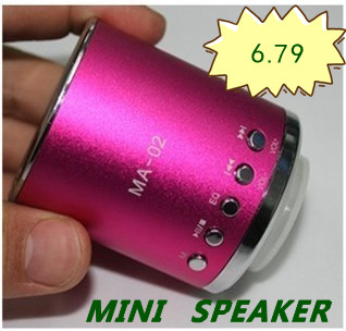 mini speaker for iphone ipad galaxy tablet