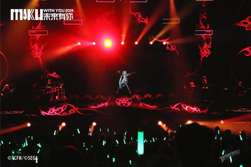 未来有你·初音未来2019中国巡演广州完美收官,百万人线上同步观演-ANICOGA