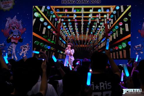 C3AFAHK2019,东山奈央Special Live的蓝色海洋舞台