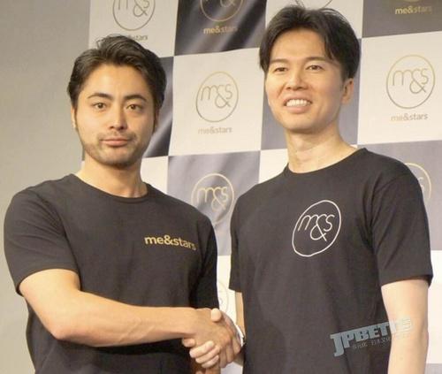 山田孝之兼职CIO,成立公司参入直播卖货