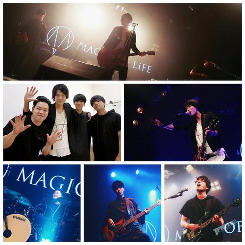 四个大男孩支配的魔法空间,JPbeta演出直前专访MAGIC OF LiFE