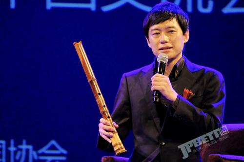 传统乐器世界共享,藤原道山尺八中国交流会举办成功