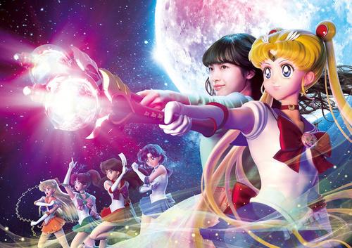 与水兵月一起斩妖除魔,大阪环球乐园4D剧院3月起属于《美少女战士》