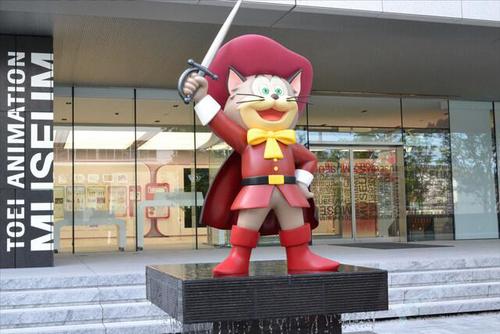 至少一半你知道的日本动画片可以在这里被找到,东映动画博物馆新装开业