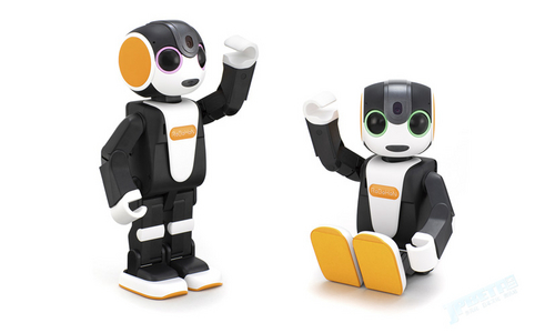 会跳舞的机器人手机更新换代,夏普RoBoHoN新款能看家