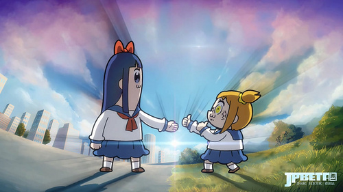 [JYFanSub][Pop Team Epic][01][720P][BIG5].mp4_20180124_232338.208.jpg