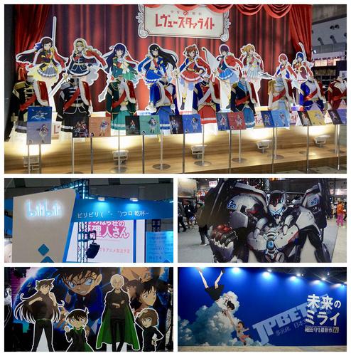 绽放在新旧交替的3月下,AnimeJapan 2018会场掠影