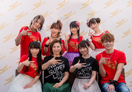 名为动漫歌曲的奇迹纽带,KING SUPER LIVE 2018 in 上海事后采访