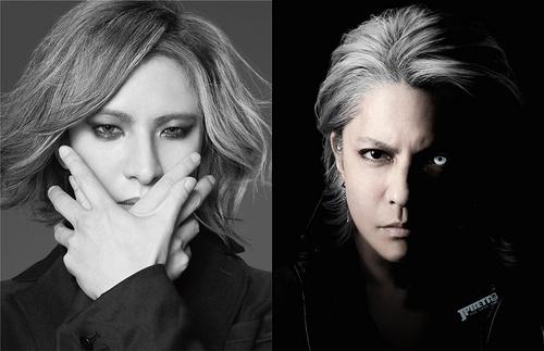 YOSHIKI feat. HYDE的《Red Swan》10月发售