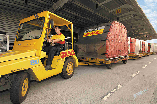 海淘还能更效率?!DHL扩建香港中亚物流枢纽,查验速度提升至三倍