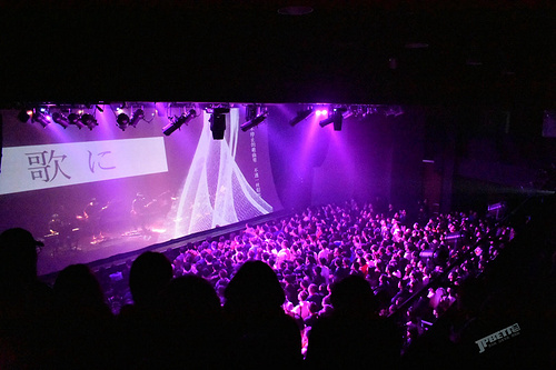 出乎意料的魅力组合,amazarashiXAimer Asia tour 2018 亚洲巡回上海出发