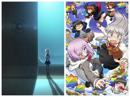 看得见的圣精石,《Fate/Grand Order》今年跨年也有新动画