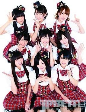 """超银河动画《AKB0048》4月29日首播,""""48""""系列美少女组成""""NO NAME""""献唱片头片尾兼主演"""