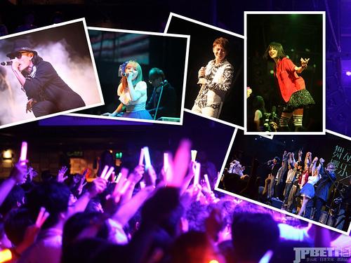 "LiSA、FLOW、GARNiDELiA引燃樱乐新摇滚,""舞动漫樱乐祭 ANIME ROCK CONVENTION""全程报道、大成功!"