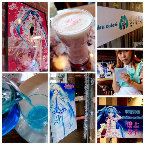 初音未来Fans必看!JPbeta的上海初音未来主题简餐厅MIKU CAFE探店小记