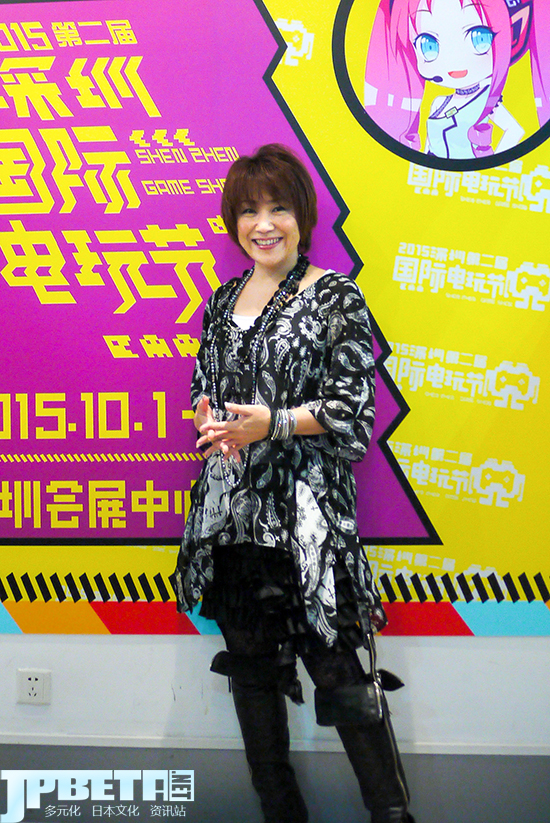 JPbeta专访松本梨香:小智已经成为了自己的一部分