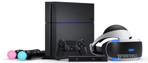 电子娱乐业的崭新篇章始动!PlayStation VR发售时期售价公布,首发货源充足